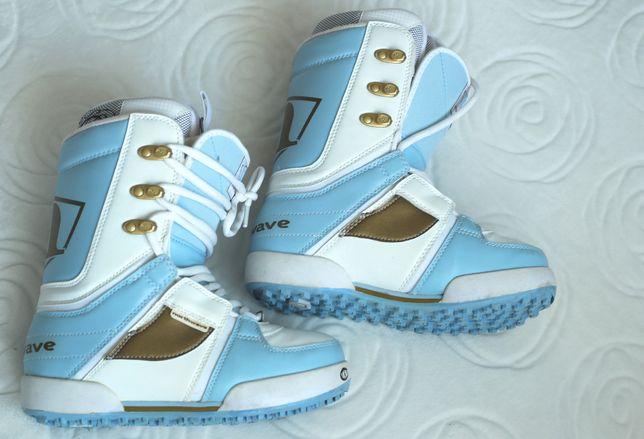 buty snowboardowe damskie 37/38 24,5 cm