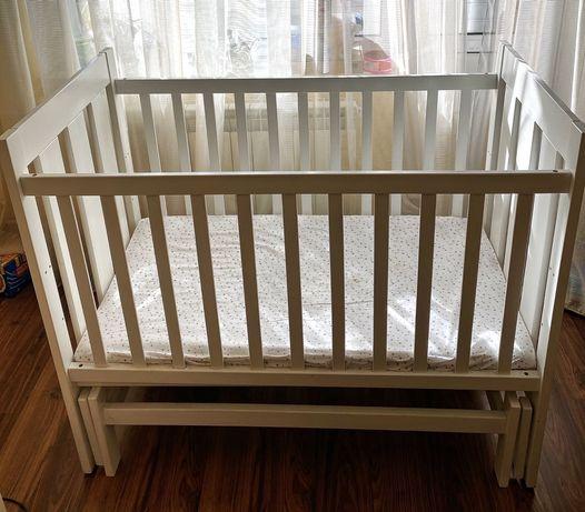 Дитяче ліжечко Маятник Кроватка Детская