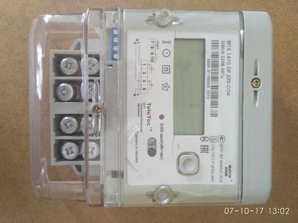 Счётчик электроэнергии многотарифный.