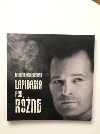 Damian Aleksander Lapidaria Podróżne