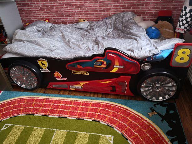 Łóżko dziecięce samochód