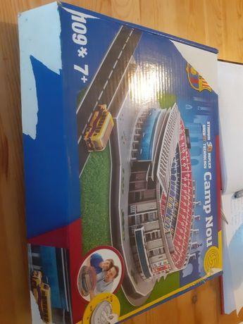 Puzzle 3d Stadion Camp Nou