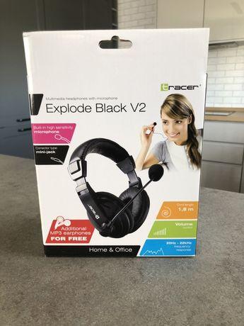 Słuchawki Explode Back V2