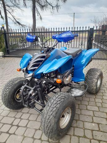 Quad ATV 250 * dwa cylindry *