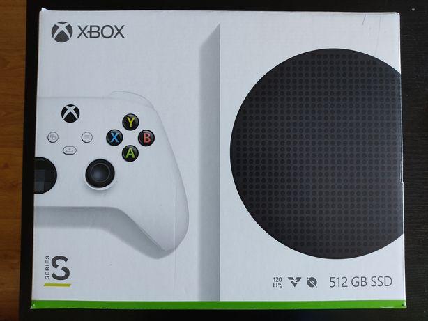 Xbox series S com 1 mês