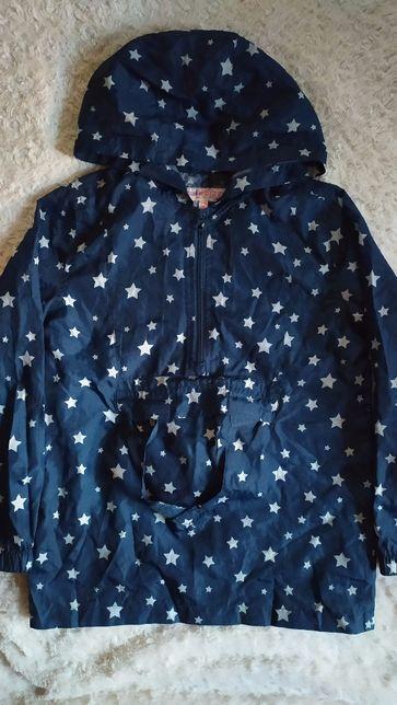 Ветровка куртка-сумка анорак Marks & Spencer в идеале девочке 9-10л
