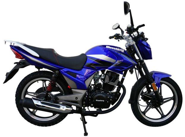 мотоцикл Musstang Region МТ200