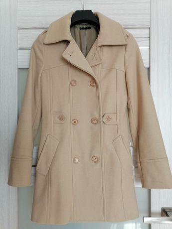 Nowy płaszcz jesienno/wiosenny Sisley rozm. S/36