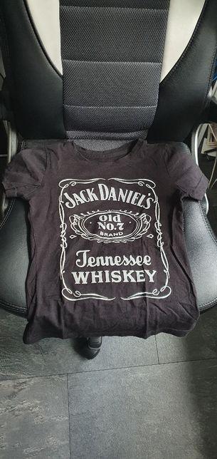 Bluzka, bluzeczka Jack Daniels. Rozmiar 140, 146