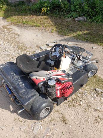 Gokard DINO silnik HONDA 350cc