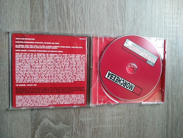 Morcheeba - Big Calm cd