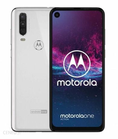 Nowa Motorola one Action 4 /128 GB 2 kolory