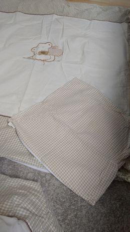 Pościel dla dzieci do łóżeczka Mamo Tato