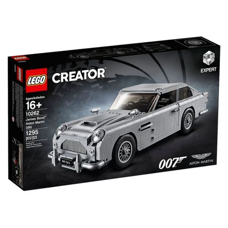 Lego James Bond Aston Martin DB5 10262 (Selado)