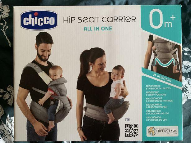 Chicco Hip Seat, сумка нагрудная