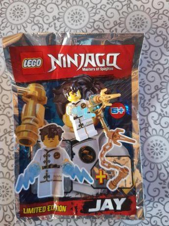 lego ninjago - masters of spinjiyzu - JAY