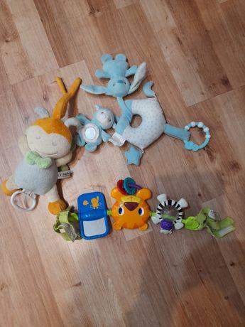 Zabawki muzyka melodie dla niemowlaka