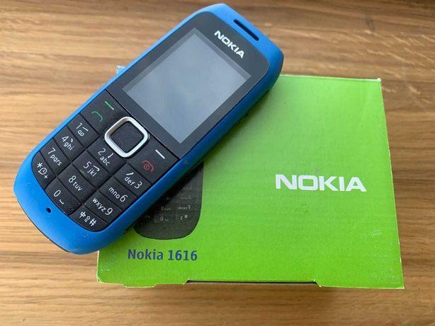 Новый! Мобильный телефон Nokia 1616 Blue
