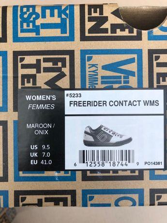 Buty rowerowe Five Ten Freerider Contact WMS rozmiar 41, nowe [x-93]