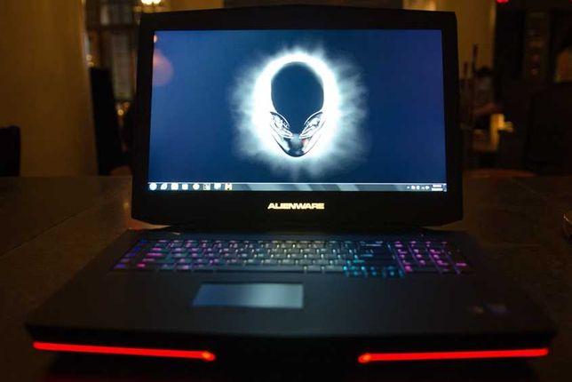 Laptop Dell Alienware 18  Gamingowy /  niesprawna karta graficzna