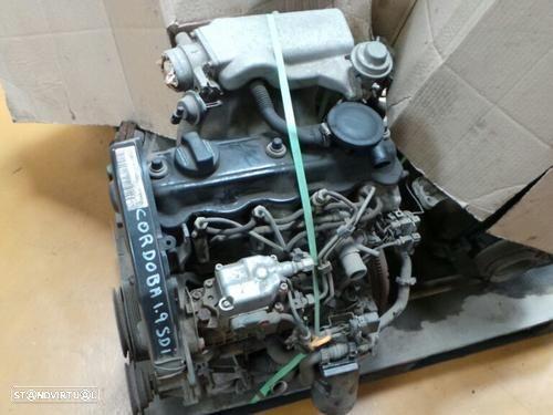 Motor Seat Cordoba (6K1, 6K2)