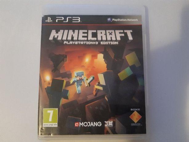 Gra na konsolę PS3 Minecraft