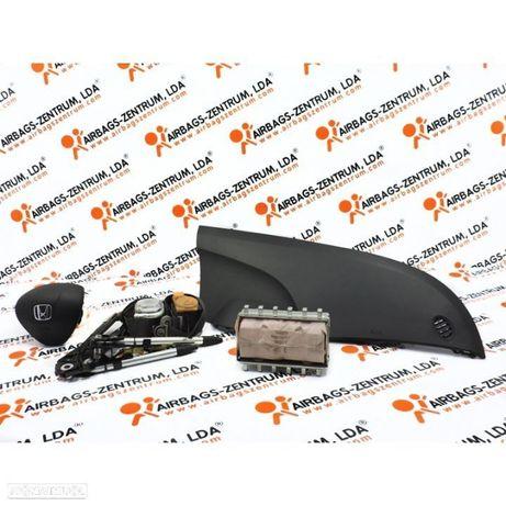 Kit Airbags Honda Jazz, 2008–2014