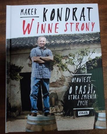Książka Marek Kondrat Winne Strony imienna dedykacja autograf