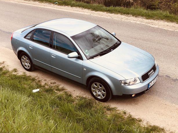 Audi A4 2.0 benzyna Bez korozji !