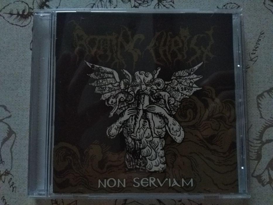 CD Rotting Christ - Non Serviam Melodic Black Metal Мелодик Блэк Метал Житомир - изображение 1