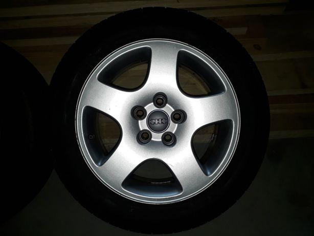 Alufelgi 16 cali 5x112, Audi A3, A4, A6, VW Passat, Golf, Skoda, Seat