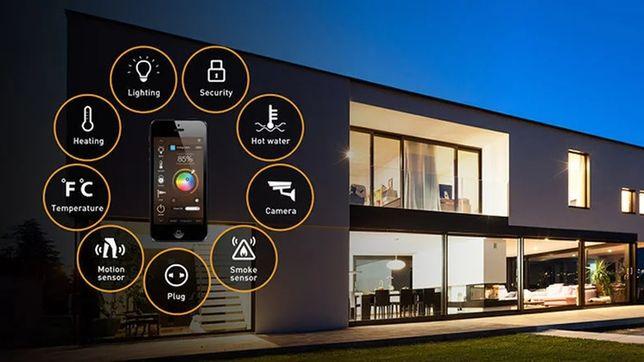Automação casa apartmento empresa comercio, fibaro, alexa, google home