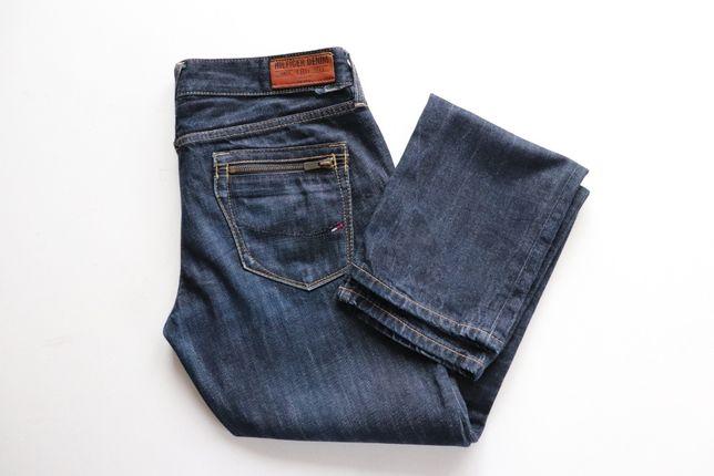 Damskie spodnie jeansy Tommy Hilfiger Rachel W28 L32. Stan idealny!
