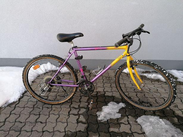 Oldschoolowy Rower KTM ULTRA CROSS koła 26 cali rozmiar ramy 48