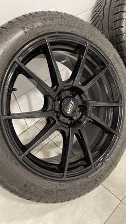 BMW seria 5 G30 G31 kola kompletne 245/45R18 Michelin pilot Alpin