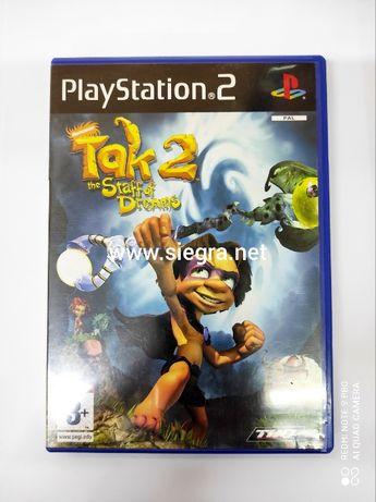 Tak 2 the staff of dreams Ps2