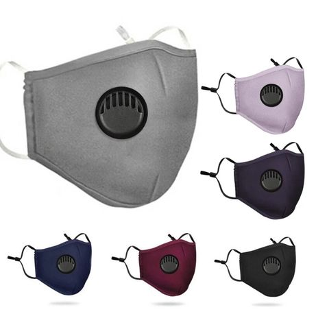 Maska + 3 X FILTR HEPA PM 2.5 FFP2 N95