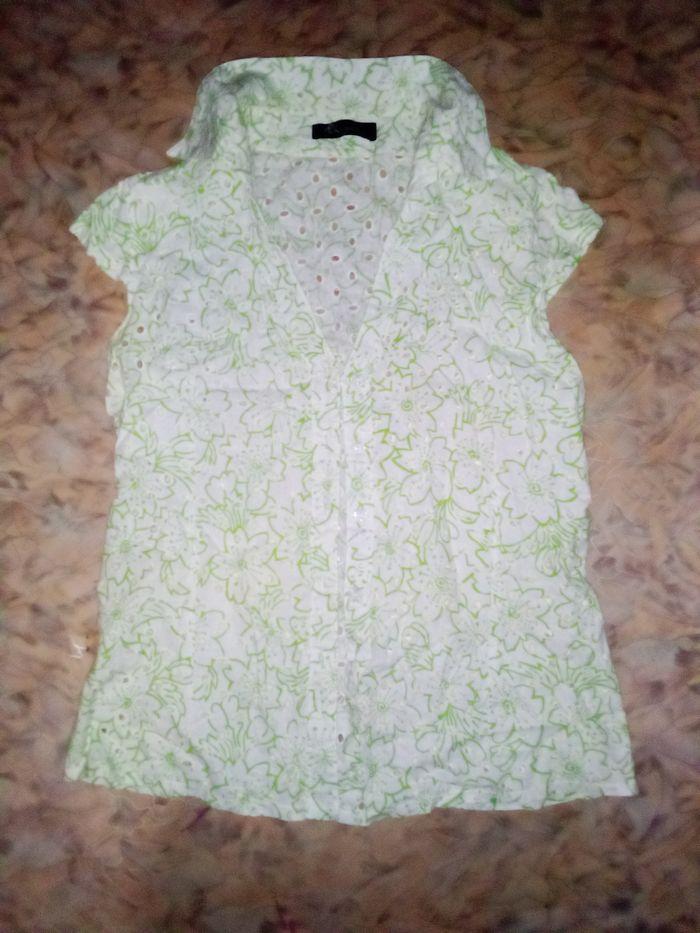 Продам летнюю женскую блузку Ахтырка - изображение 1