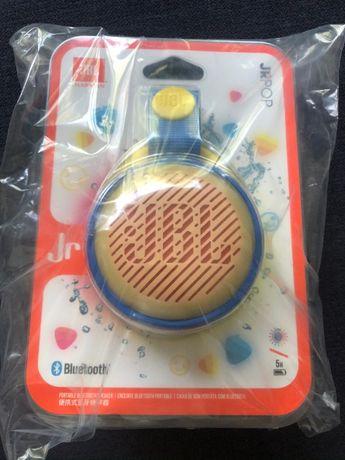Nowy głośnik JBL JR POP niebieski