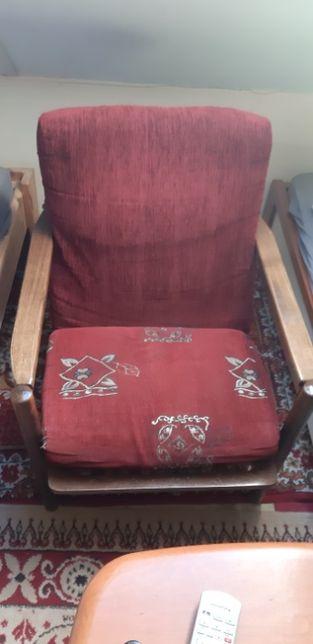 sprzedam fotel retro prl