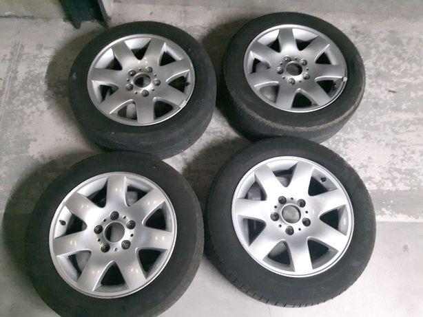 Jantes BMW 16 5x120 com pneus