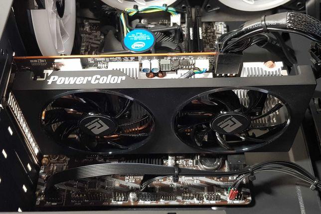 Продам видеокарту AMD Radeon RX 5500 XT 8GB GDDR6 OC PowerColor