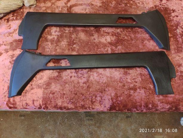 Дверные карты Мерседес W 124 купе