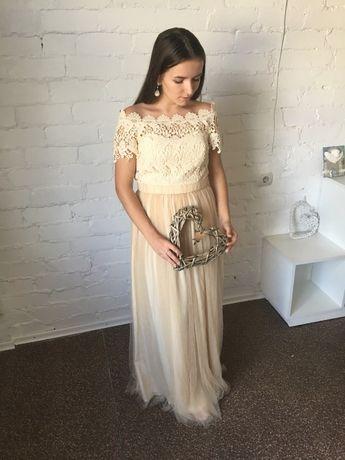 Свадебное / вечернее/ выпускное платье