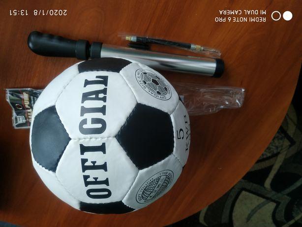 Футбольный мяч Official 5 KWB 32 Матовый!Made in Pakistan