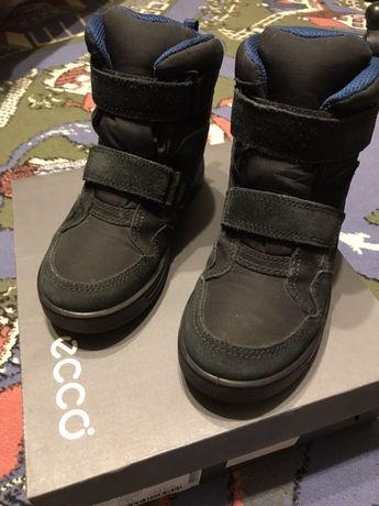 Зимние ботинки ессо оригинал р.33