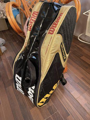 Сумка для тенниса 6 ракеток