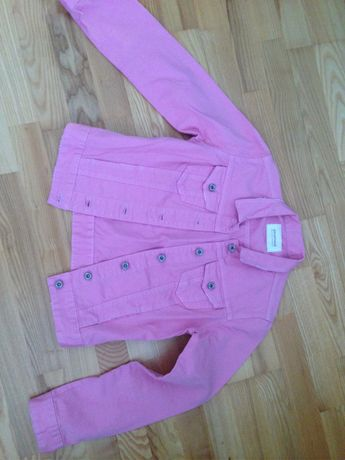 Kurtka bluza ramoneska, 38,m jeansowa, promod