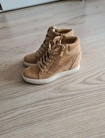 Botki sneakersy rozm 38