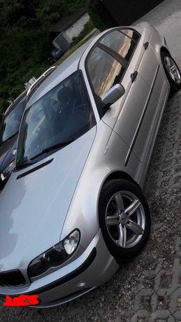 BMW seria 3E46 2002r benz sprzedam